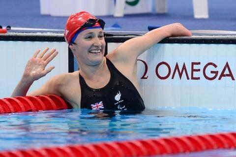 PARALYMPIC UPDATE: Cashmore books place in 200m IM final