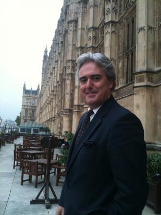 'HUGE BOOST': Wyre Forest MP Mark Garnier.