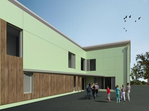 'Exceptional': What it is planned the new Habberley Learning Campus will look like.