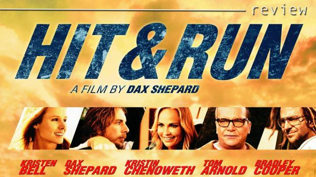 HIT AND RUN - Movie Review