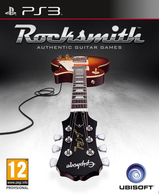Kidderminster Shuttle: RockSmith Pack