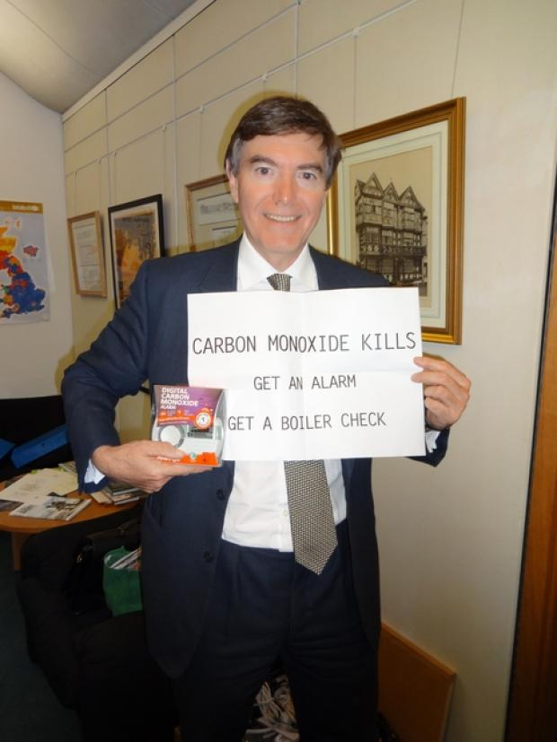Warning message: Philip Dunne.