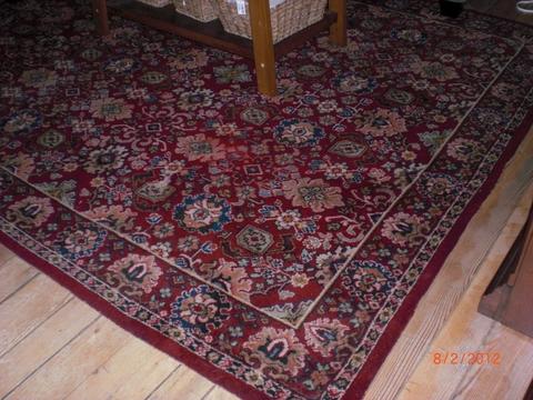 Woven Carpets of Kidderminster Ltd Kidderminster-made Carpet