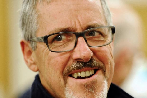 MANIFESTO LAUNCH: Griff Rhys Jones.