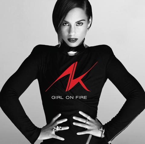 On the record: Alicia Keys is On Fire