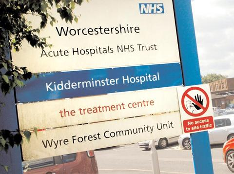 NHS information sharing leaflets to be delivered to Wyre Forest residents