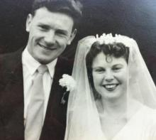 Margaret and Rob FINCH