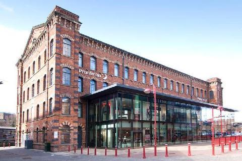 Praised: Premier Inn at Weavers Wharf.