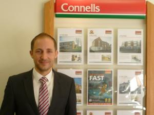 """Definitely the time to buy"":James Skelding, of Connells in Halesowen."