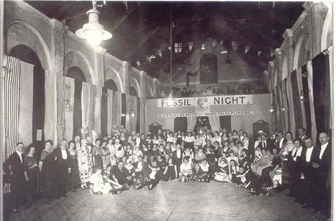 Mystery photo: The picture of a fancy dress gathering at St George's Hall. Photo courtesy of the Kenneth Hobson Collection.
