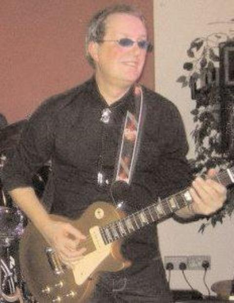 Still rocking: Bill Dodwell is staging a number of Rock Against Cancer events this summer.