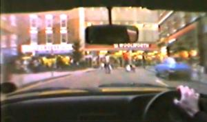 DRIVE THROUGH KIDDERMINSTER IN 1980