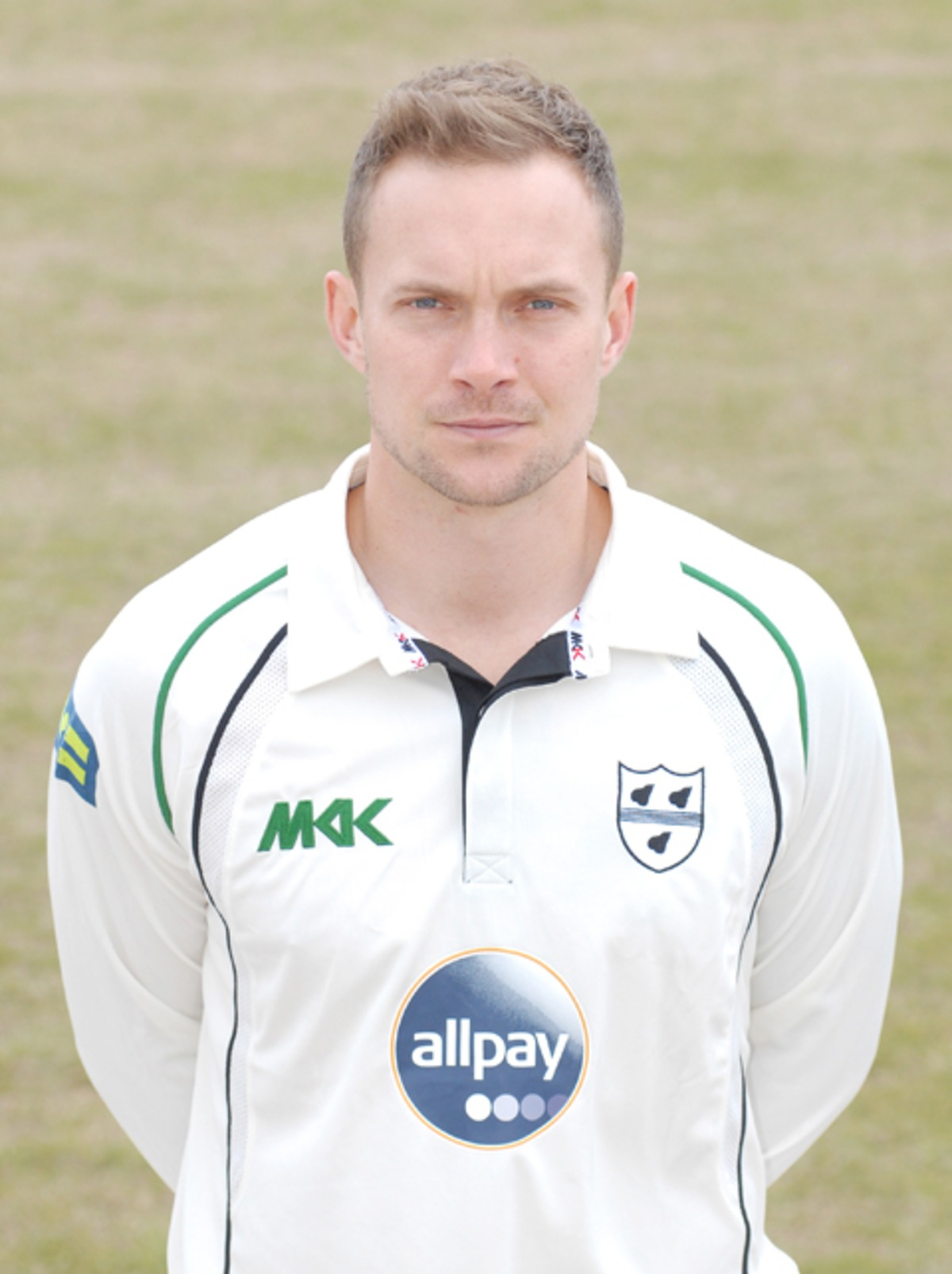 GARETH ANDREW: Included in Worcestershire's T20 squad.