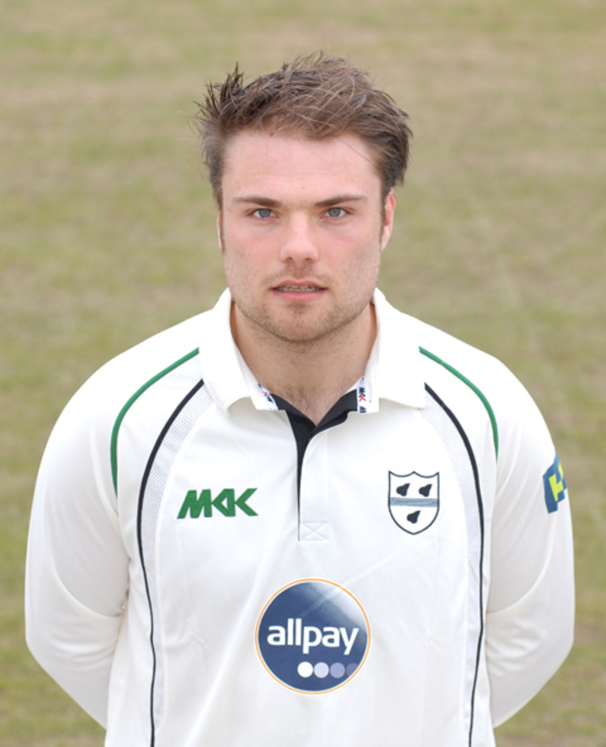 JOE LEACH: Making a good impression.