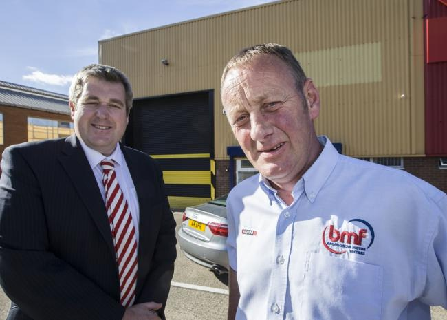 Car Parts Distributor Opens New Branch In Redditch Kidderminster