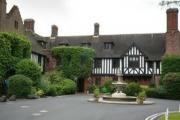 Hosting wedding fair: The Stone Manor Hotel