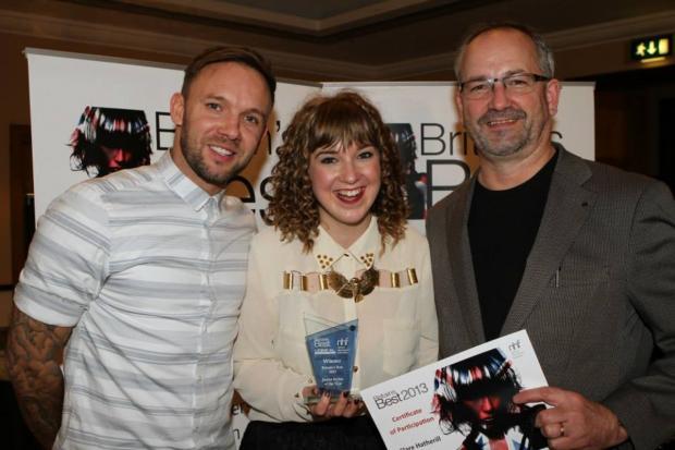Kidderminster hair salon scoops five awards