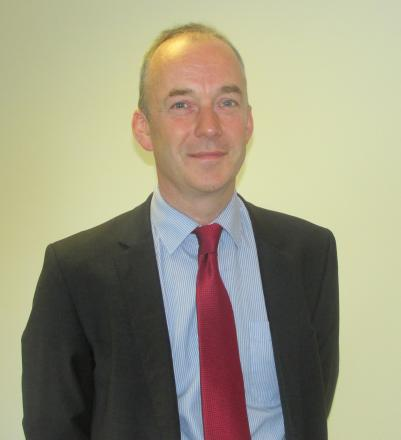BUSY YEAR: Dr Simon Rumley is the CCG's second chairman.