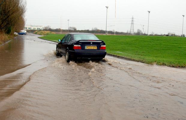 Motorists are struggling this morning as the weather continues to cause problems
