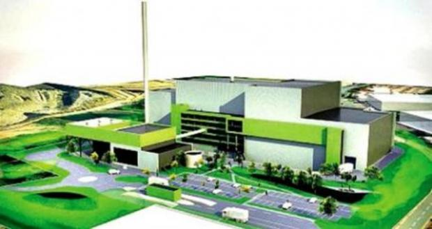 Construction work due to start on 'waste-to-energy' incinerator
