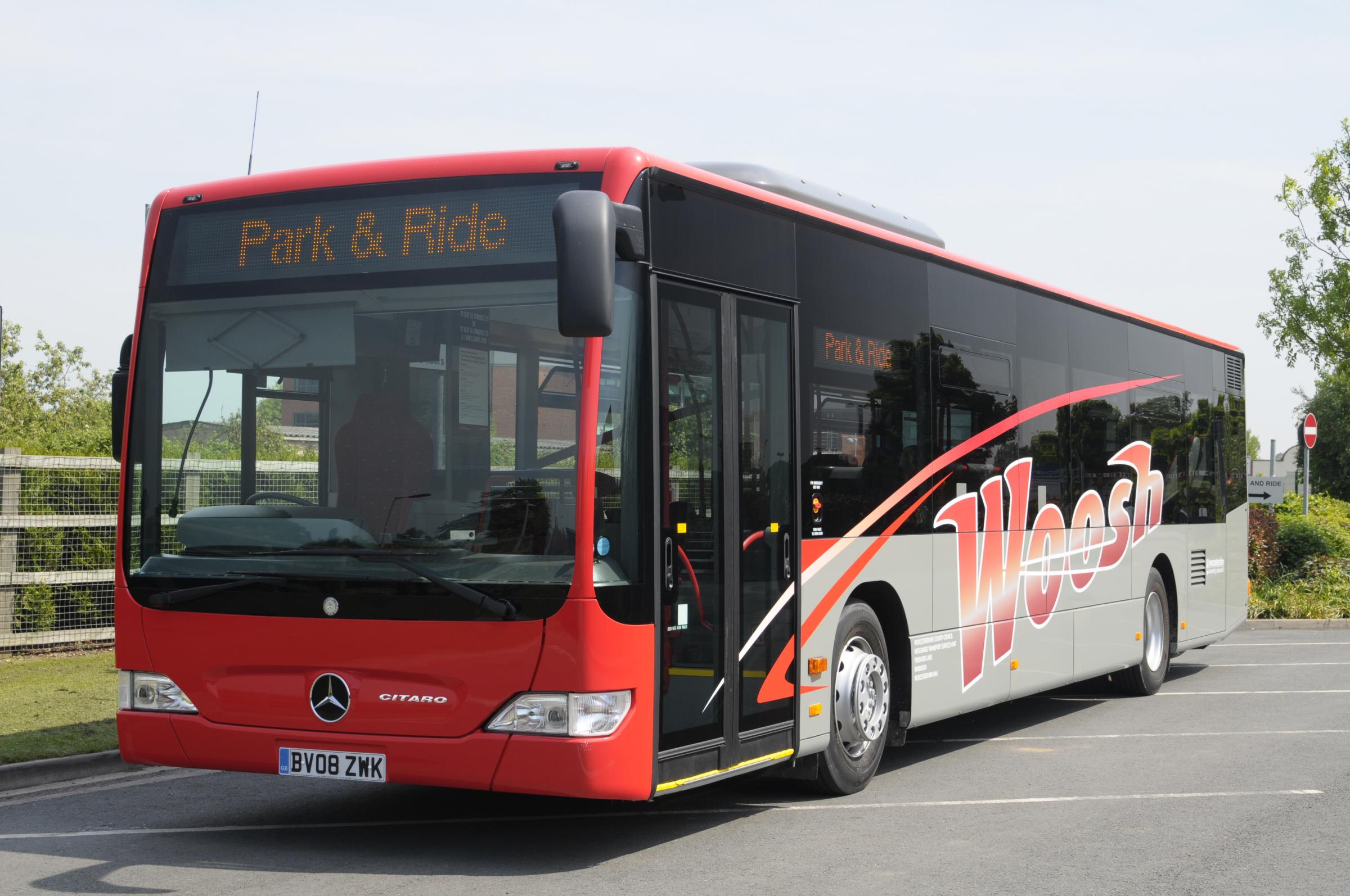 Evesham Half-Price Bus Fare Offer Extended Into 2014