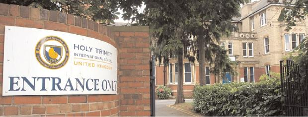 Holy Trinity free school funding plan confirmed