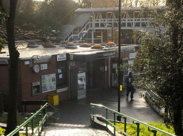 Back on track: Stourbridge Line User Group wants a revamp for facilities at Kidderminster station to get the go-ahead. Picture: Miriam Balfry. 3273132.