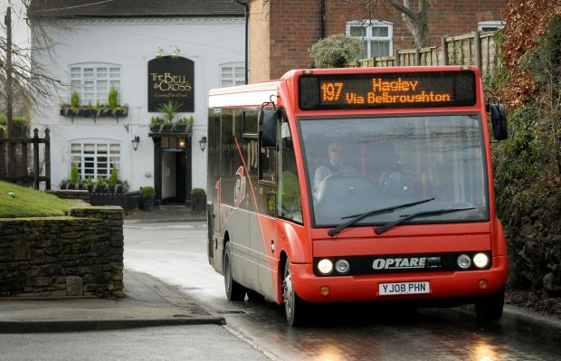Two bus services temporarily saved from axe