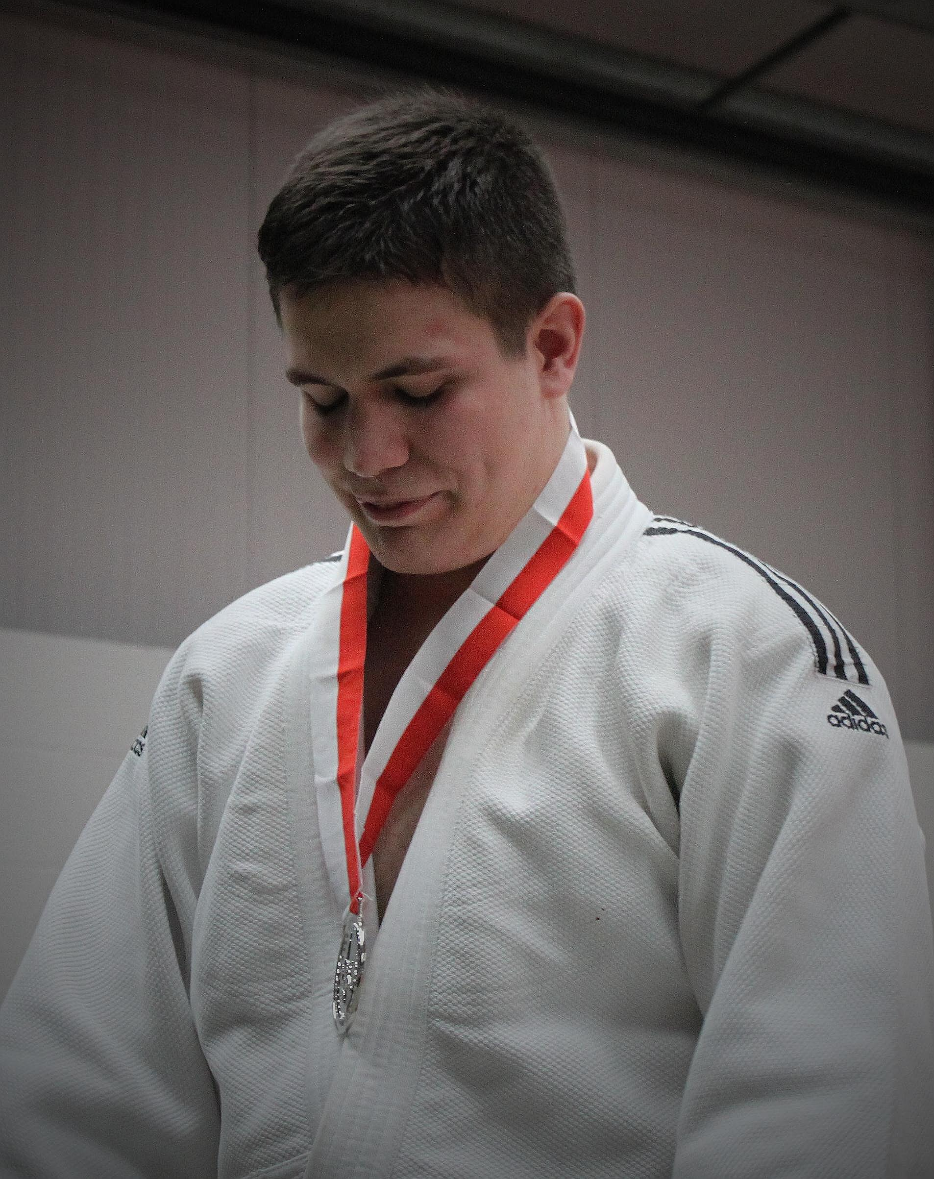 Ben Newbury won gold for Samurai.