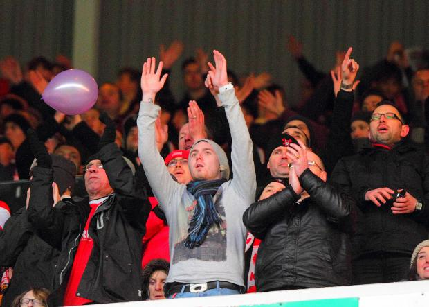 Supporters: Harriers