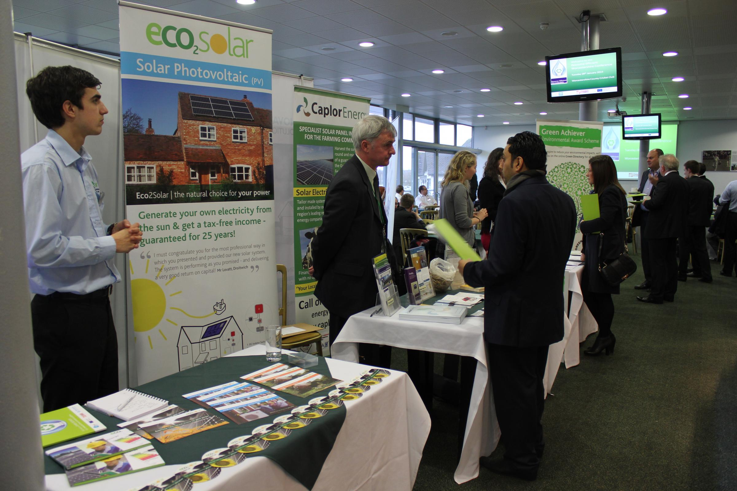 Energy Saving Conference Lights Up County Businesses