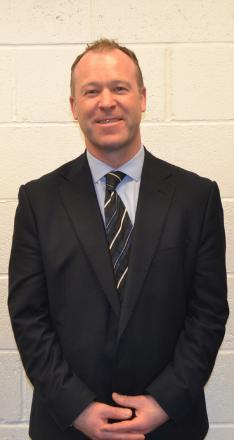 New role: Bryn Thomas has been appointed headteacher at Wolverley CE Secondary School.