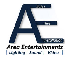 AREA ENTERTAINMENTS