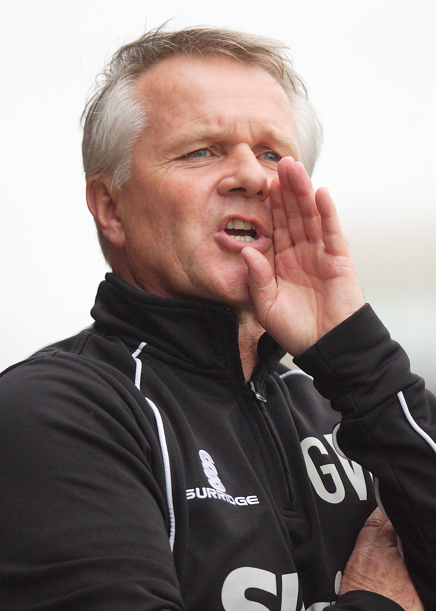 Harriers boss Gary Whild has guided his side to three wins in a row.