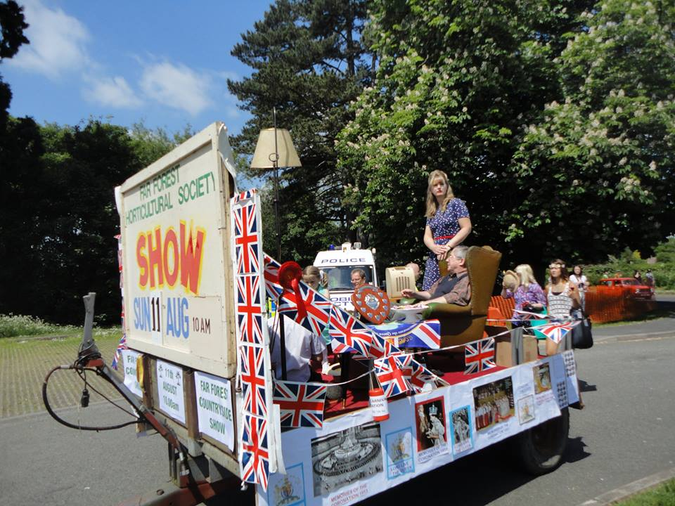 CARNIVAL CELEBRATIONS: Bewdley Carnival will start with a procession of floats.
