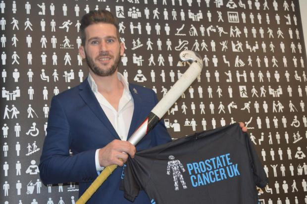 RAISING AWARENESS: Stuart Mol is taking part in a variety of bike challenges for Prostate Cancer UK.