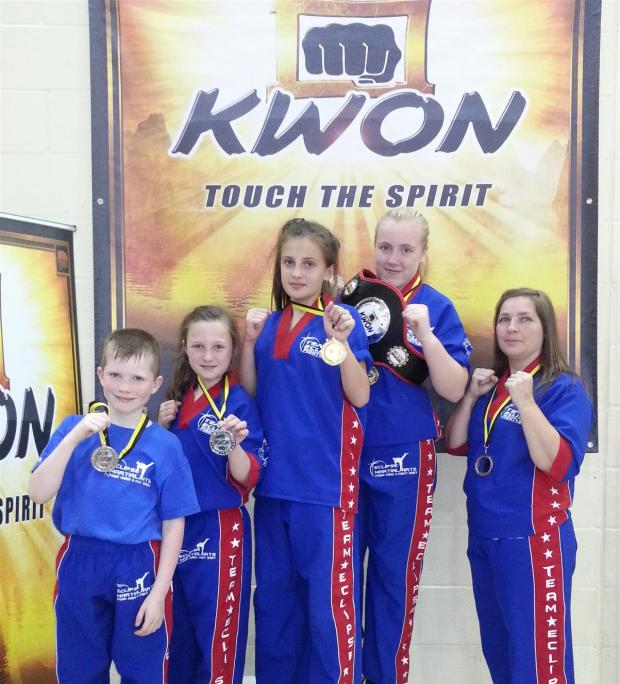 Kidderminster Shuttle: Champion took her chances to win gold