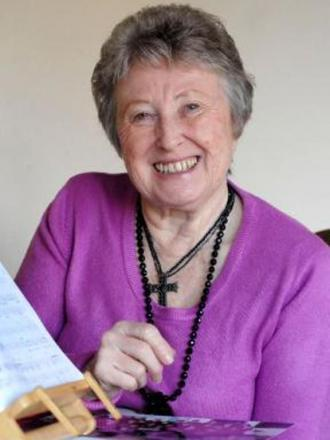 CONCERT HONOUR: Kidderminster Valentines will hold a concert in memory of its founder Pam.
