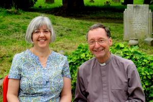 Vicar retires after being in charge of six churches
