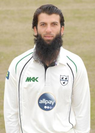 MOEEN ALI: Another England call.