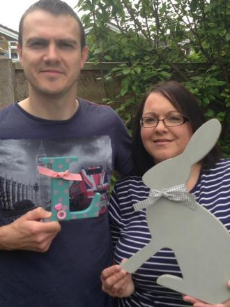 CRAFT SPECIALISTS: Matthew Bing and Jenny Burford have opened their first shop.