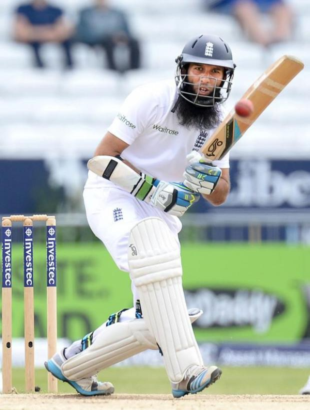 Kidderminster Shuttle: MOEEN ALI: The Worcestershire all-rounder is expecting a tough battle for England against both the Indian batsmen and bowlers.