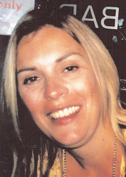MURDERED MOTHER: Louise Evans