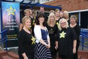 Kidderminster Rock Choir were joined by Toyah Wilcox, centre, at a performance last year.