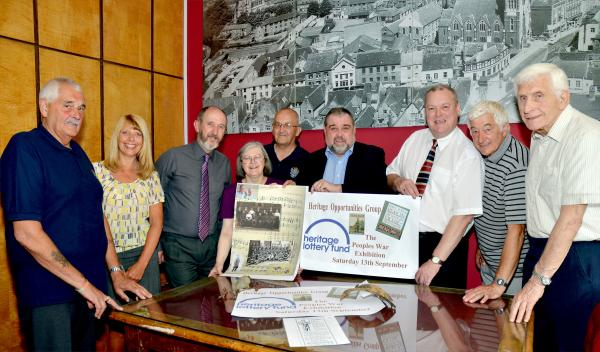 CENTENARY COMMEMORATION: Kidderminster Heritage Opportunities Group ce