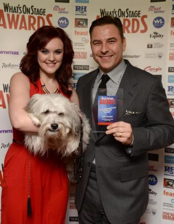 It's a dog's life for BGT'S Ashleigh