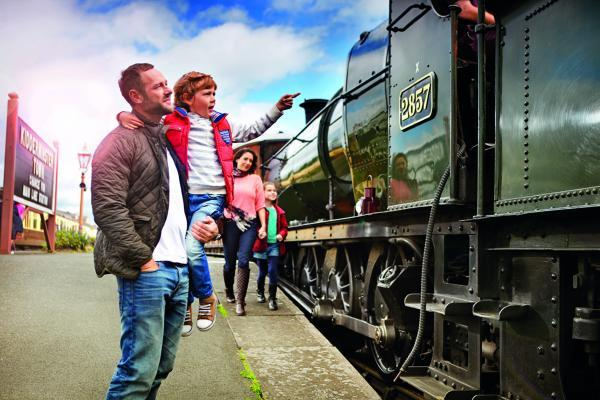 ALL ABOARD: Severn Valley Railway has relaunched its TV advertising campaign.