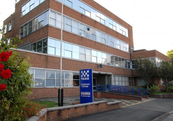 COUNTER AXE: Stourport Police Station's public counter services will end from September 1.