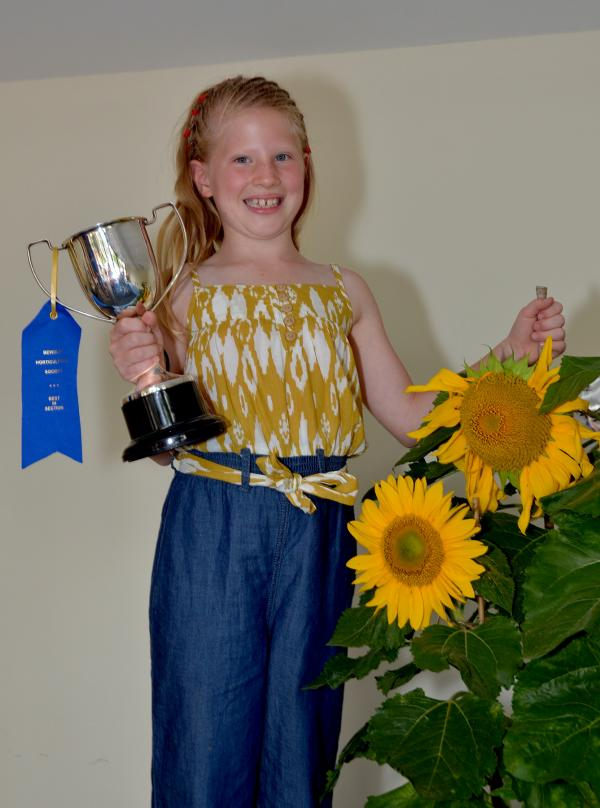 Horticultural show sees a blooming display of skill