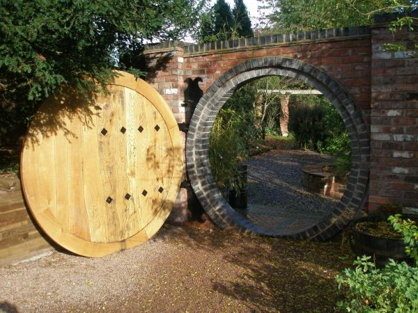 OPEN GATE: Whitlenge Gardens, in Whitlenge Lane, Hartlebury, is one of the Wyre Forest gardens to be open to the public for charity next weekend.
